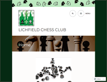 Tablet Preview of lichfieldchess.org.uk